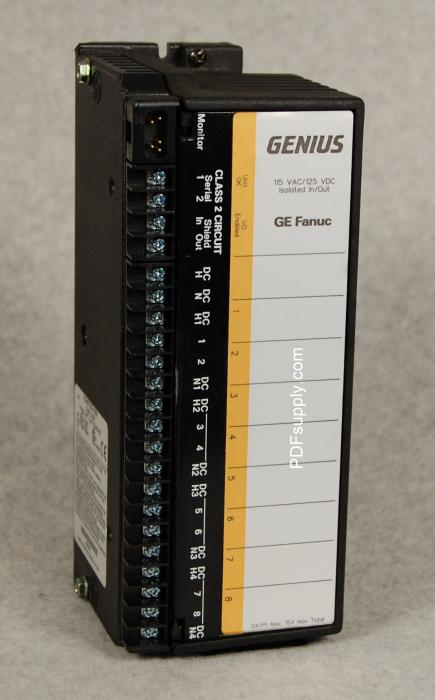 GE Fanuc IC660BBS101 Qty 4 In Stock - Lowest Price - Free Shipping